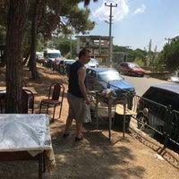 Photo taken at Çamlık Piknik Alanı by Kaan Y. on 8/7/2016