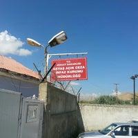 Photo taken at Gevaş Açık Cezaevi by Birol D. on 7/19/2015