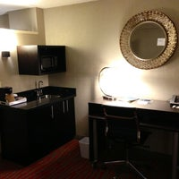 Photo taken at Four Points by Sheraton Milwaukee North by Cisco S. on 2/16/2013