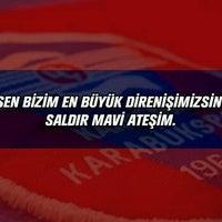 Photo taken at Kardemir DÇ Karabükspor by Yusuf Batuhan A. on 10/1/2016