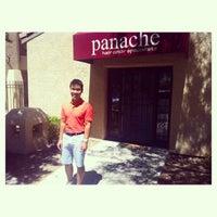 Photo taken at Panache by Pich C. on 4/11/2013