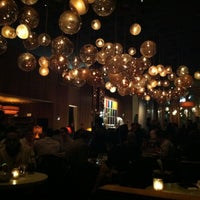 Photo taken at Marble Lane at Dream Downtown by Melissa K. on 10/12/2012
