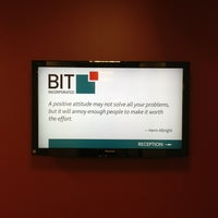 Photo taken at BIT Incorporated by Corey W. on 7/3/2013