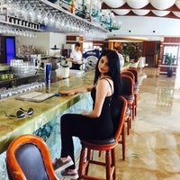 Photo taken at Granada Luxury Resort & SPA by Melike Z. on 5/4/2017