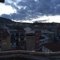 Photo taken at Kaybedenler Terası by Oguz T. on 3/5/2016