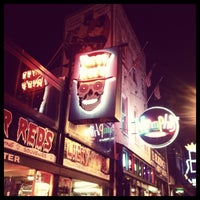 Photo taken at World Famous Beale Street by Adam S. on 2/6/2013