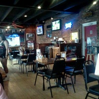 Photo taken at Rjs Wild Wild Wings by Bill N. on 10/4/2012