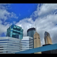 Photo taken at Leamington Parking Ramp by Andrew O. on 7/9/2013
