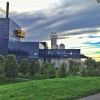 Photo taken at Guthrie Theater by Andrew O. on 8/11/2013