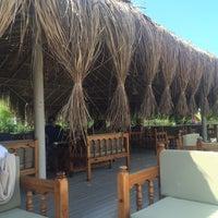 Photo taken at Beach Bar by Duygu D. on 5/22/2016
