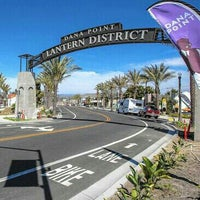 Photo taken at Lantern Bay Village Shopping Center Dana Point, CA by Battle C. on 7/2/2016
