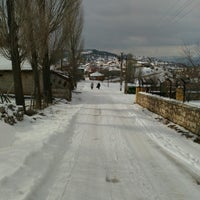 Photo taken at Gediz Yeşilova Köyü by Serif K. on 1/28/2017