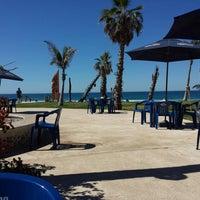 Photo taken at Cerritos Beach Club & Surf by Michael Q. on 3/9/2015