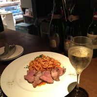 Photo taken at CERCLE wine & deli by tabisuke on 8/16/2015