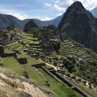 Foto tomada en Aguas Calientes   Machu Picchu Pueblo por tabisuke el 8/15/2018