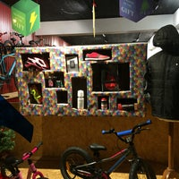 Photo taken at Kria Cycles by Emil G. on 12/16/2016