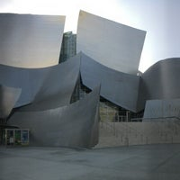 Photo taken at Walt Disney Concert Hall by Martin S. on 3/27/2013