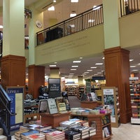 Photo taken at Barnes & Noble by Sharoffman on 5/1/2016