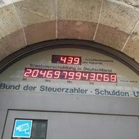 Photo taken at Bund der Steuerzahler by Robbie on 3/27/2014