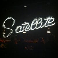 Photo taken at Satellite Room by Jenny S. on 11/3/2012