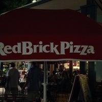 Photo taken at RedBrick Pizza by Pam A. on 10/14/2013