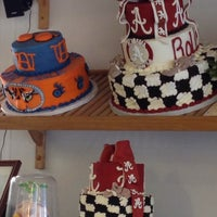 Photo taken at Cothran's Bakery by Pam A. on 11/1/2014
