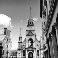 Photo prise au Chapelle Notre-Dame-de-Bon-Secours par Tristen G. le10/6/2012