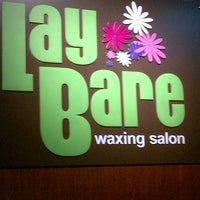 Photo taken at Lay Bare Waxing Salon by Acee C. on 9/14/2012