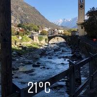 Foto scattata a Crotto Belvedere da Mauro L. il 10/19/2017