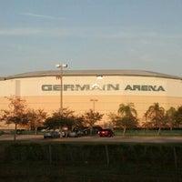 Photo taken at Germain Arena by Cheryl H. on 12/15/2012