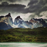 Photo taken at Parque Nacional Torres del Paine by Mikel M. on 11/20/2013