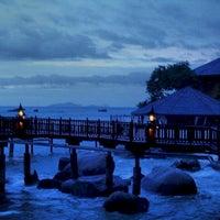 Photo taken at Pangkor Laut Resort by Mikel M. on 11/14/2013