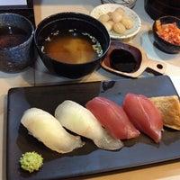 Photo taken at 스시정 by casper 3. on 2/10/2014