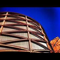 Photo taken at IMAX Theater @ California Science Center by Manoel B. on 10/11/2012