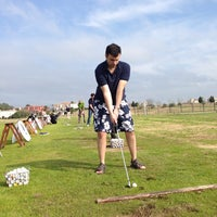 Photo taken at Golf La Reserva Cardales by Guada R. on 8/2/2014