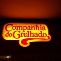 Photo taken at Companhia do Grelhado by Leo G. on 3/8/2013