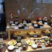 Photo taken at 茶房古蓮 福岡三越 by ipc10396 on 7/14/2013