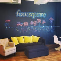 Photo prise au Foursquare HQ par Marc C. le5/17/2013