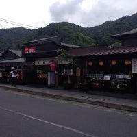 Photo taken at 琴きき茶屋 by Takayuki K. on 7/5/2014