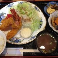 Photo taken at 暖家 by Takayuki K. on 9/14/2013