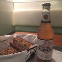 Photo taken at 'Wichcraft - Midtown by M T. on 1/14/2016