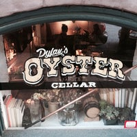 Photo taken at Dylan's Oyster Cellar by Jonathan K. on 5/23/2014