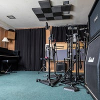 Photo taken at UP Recording Studio by UP Recording Studio on 9/28/2014
