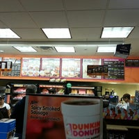 Photo taken at Dunkin' Donuts by Mick J. on 11/12/2013