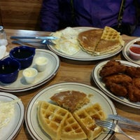 Photo taken at Pancake House Restaurant by May Y. on 10/9/2015
