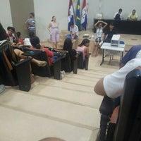 Photo taken at Auditorio da Reitoria by Andreson M. on 6/1/2013