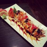 Photo taken at Oyama Sushi by Long H. on 12/10/2012