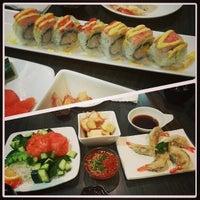 Photo taken at Oyama Sushi by Long H. on 2/19/2013