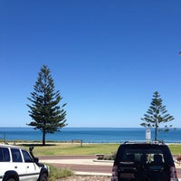 Photo taken at Cottesloe Beach by Tash D. on 10/27/2012