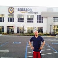 Photo taken at Amazon Fulfillment Center by Anton A. on 6/18/2015